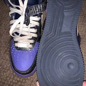 Nike Shoes - Nike Air force 1's, Womens size 8